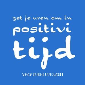 positivitijd