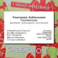 persoonlijk-visitekaartje-voorbeeld