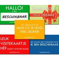 visitekaartjes-voor-werkzoekenden